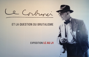 Le Corbusier et la question du Brutalisme
